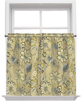 Waverly Brighton Blossom Rod Pocket Window Tiers