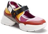 Kate Spade cloud platform sneaker