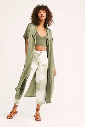 Free People Ivy Wrap Kimono