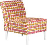 Julie Brown Designs Accent Chair Pink Jimmie