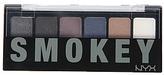 NYX *MKL Accessories The Smokey Shadow Palette