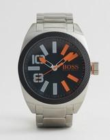 BOSS ORANGE By Hugo Boss London Bracelet Watch In Silver 1513114