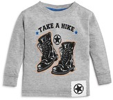 Mish Mish Infant Boys' Take a Hike Tee - Sizes 6-24 Months