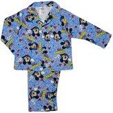 Disney Mickey Mouse Winceyette Boys Pyjamas