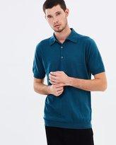 John Smedley SS Polo Shirt