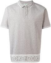 Kenzo SKATE polo shirt - men - Cotton - L