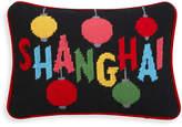 Jonathan Adler Shanghai Needlepoint Throw Pillow