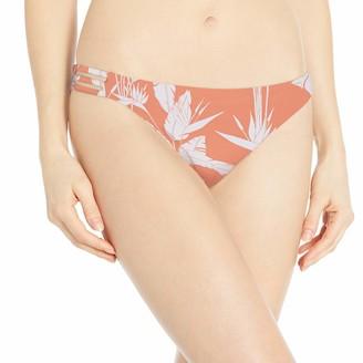 Roxy Junior's Printed Beach Classics Full Bikini Bottom