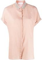 Fabiana Filippi bead-embellished shirt