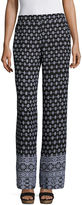 BY AND BY by&by Solid Palazzo Pants-Juniors