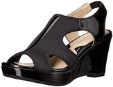 Adrienne Vittadini Footwear Women's Clove Wedge Sandal