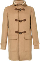 Loro Piana classic parka jacket - men - Polyester/Viscose/Camel Hair/Goat Suede - M