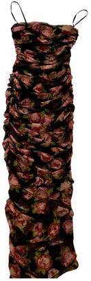 House Of CB Multicolour Cotton - elasthane Dresses