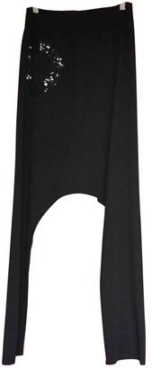 Tsumori Chisato Black Trousers for Women