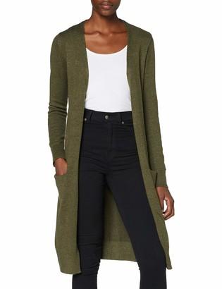 JDY Women's JDYMARCO L/S Long Cardigan KNT NOOS Sweater