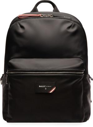Bally Men's Ferey Nylon Trainspotting Backpack