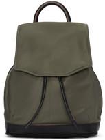 Rag & Bone Green Mini Pilot Backpack
