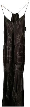 Haute Hippie Brown Silk Dresses