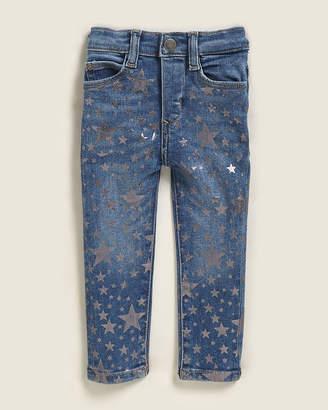 DL1961 Infant Girls) Sophie Star Slim Fit Jeans