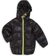 One Kid Toddler's & Little Boy's Long Sleeve Puffer Jacket