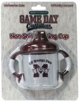 Bed Bath & Beyond Mississippi State University 8 oz. Infant No-Spill Sippy Cup