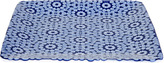 Lene Bjerre Abella Serving Platter Square - Blue