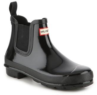 Hunter Original Gloss Chelsea Rain Boot