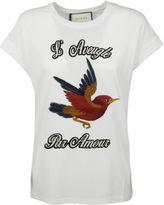 Gucci L'aveugle Par Amour T-shirt