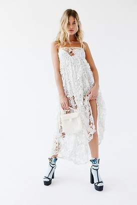 For Love & Lemons Sundae Tank Midi Party Dress by at Free People