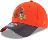 New Era Cleveland Browns Gold Collection On-Field 39THIRTY Cap