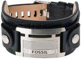 Fossil Bracelet Schwarz