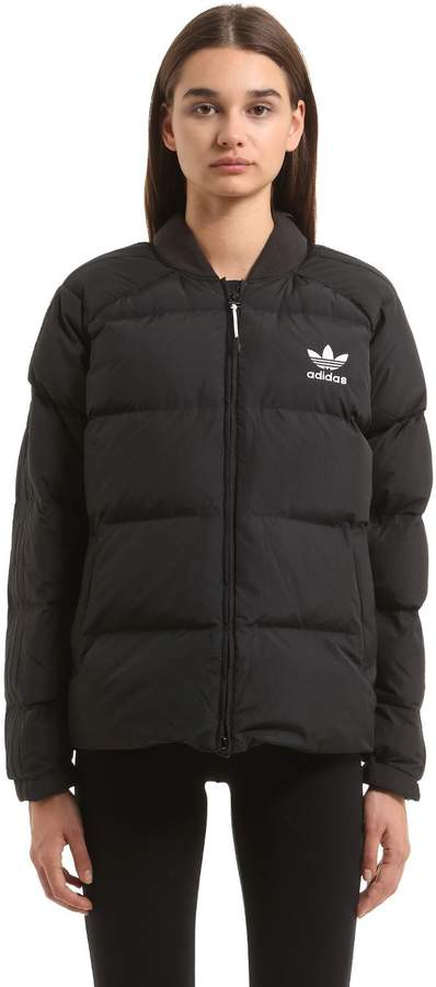 adidas Sst Nylon Down Jacket