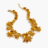 J.Crew Sunshine crystal necklace