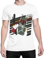 Star Wars Mens' Boba Fett T-Shirt