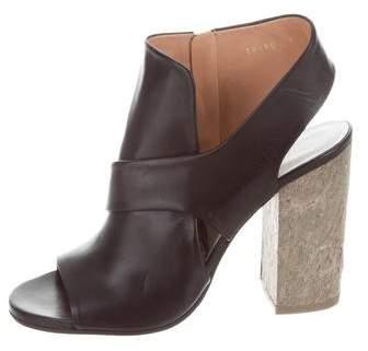 Maison Margiela Marcia Block Heel Sandals w/ Tags
