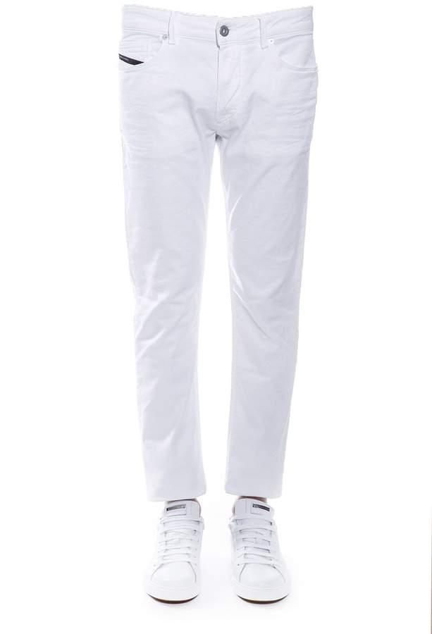 Diesel Black Gold Cotton Denim Jeans