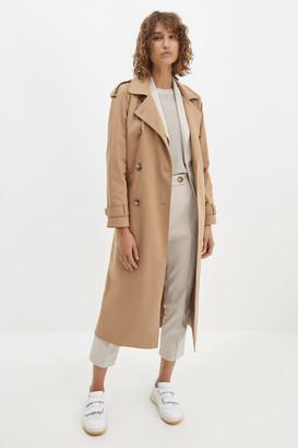 SABA Tia Trench Coat
