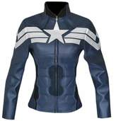 Bestzo Women's Captain Fashion America Jacket S