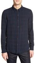 Velvet by Graham & Spencer 'Nilson' Trim Fit Long Sleeve Plaid Sport Shirt