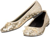 Crazy 8 Metallic Star Flats
