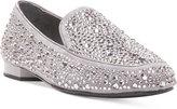 Donald J Pliner Helene Embellished Loafer Flats