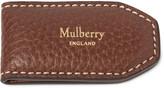 Mulberry - Full-grain Leather Money Clip