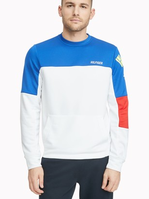 Tommy Hilfiger Essential Colorblock Logo Sweatshirt