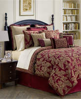 Waterford Athena Reversible Queen 4-Pc. Comforter Set