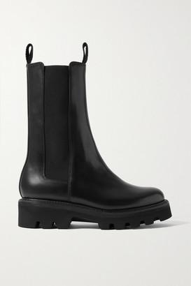 Grenson Doris Leather Chelsea Boots - Black