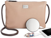 Tignanello Tech To Go Pebble Leather Crossbody