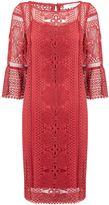 Jacques Vert Lace Tunic Dress