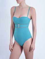 La Perla Contemporary underwired swimsuit
