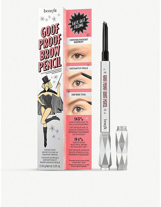 Benefit Cosmetics Goof Proof eyebrow pencil 0.34g