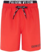 Calvin Klein Men's Double Waistband Swim shorts